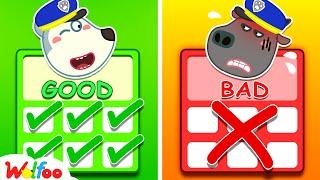 🔴LIVE: Police Wolfoo vs Police Bufo - Wolfoo Wants to Be a Good Police   Wolfoo Family Kids Cartoon
