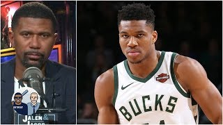 The Bucks don't have a dominant duo like the other NBA contenders – Jalen Rose   Jalen & Jacoby