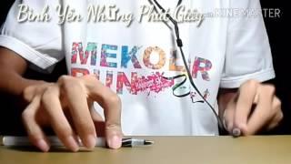 Bình Yên Những Phút Giây - Sơn Tùng m-tp - Pen tapping cover by Hatake Tapper