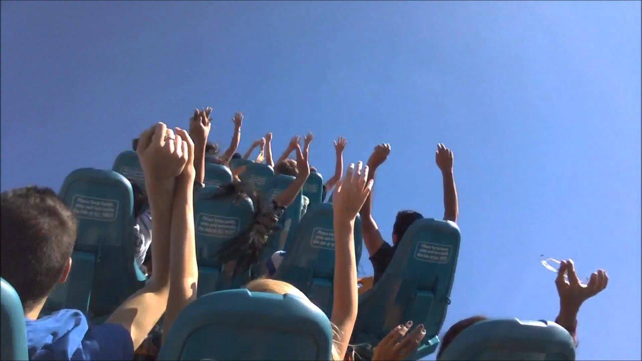 Canada's Wonderland Signature Roller Coaster the Leviathan ...