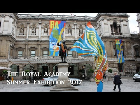 Exhibition Review : The Royal Academy Summer Exhibition 2017