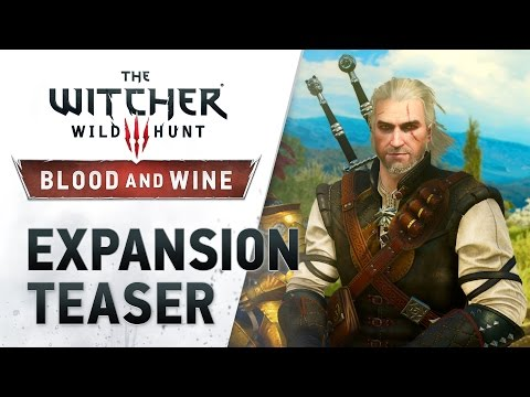 The Witcher 3: Blood and Wine | Teaser