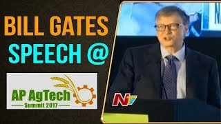 Bill Gates Speech About Agricultural Development in AP @ A..