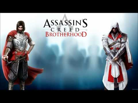 Assassin's Creed Brotherhood Soundtracks - 26 These New Puritans - We Want War HD