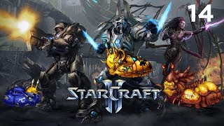 Let's Play – StarCraft 2: Heart of the Swarm – Episode 14 [Spanking the Hybrid]:
