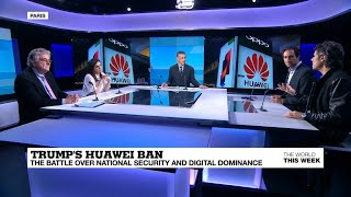 Gulf tensions intensify, Trump's ban on Huawei, Europe far-right rally, Eurovision in Israel
