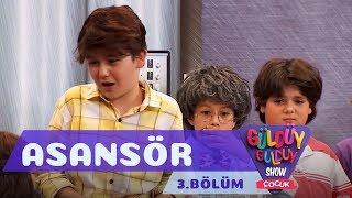 Güldüy Güldüy Show Çocuk 3. Bölüm, Asansör Skeci