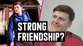 Harry Maguire reveals close relationship with Mike Phelan | Astro SuperSport