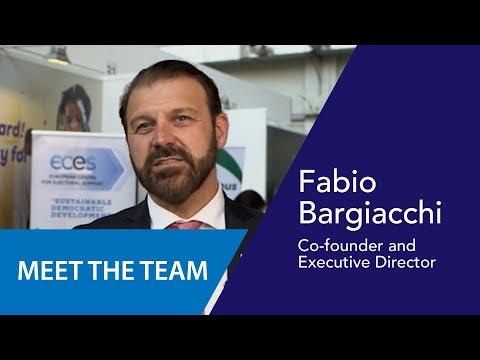 Fabio Bargiacchi - Co-fondateur et Directeur Executif