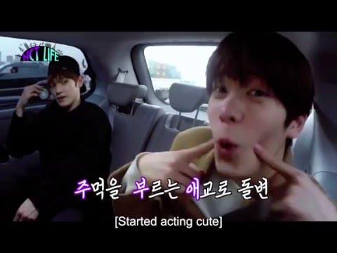 [ENG SUB] NCT Life Ep.1 - Baskin Robbins game cut