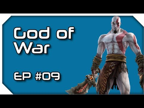 God Of War III EP #09 - Smashpipe Games