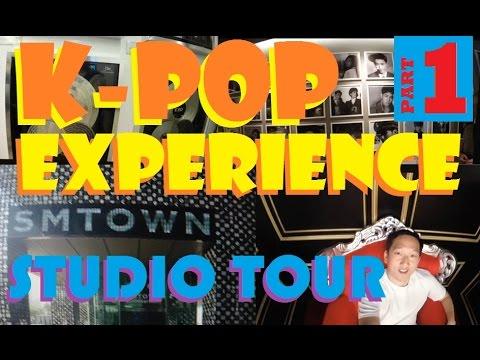 K-Pop Experience (Part 1): SM Town Studio Tour