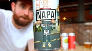 Beer Log: what is a Brut IPA? | The Craft Beer Channel