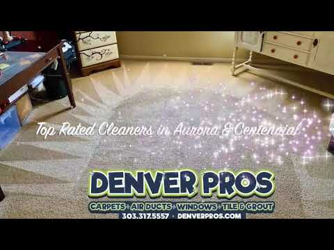 Top Rated Carpet Cleaning Services In Aurora