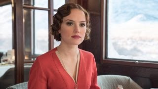 Josh Gad on 'Tormenting' Daisy Ridley for 'Star Wars' Spoilers on Set of 'Murder on the Orient Ex…