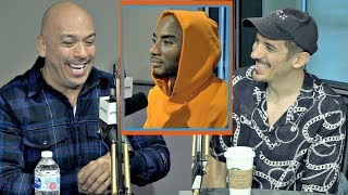 Jo Koy and Charlamagne Talk About Their Family
