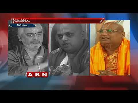 Tirumala priests deny Ramana Deekshitulu charges