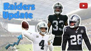 Raiders Update: Derek Carr Disrespected | Lynn Bowden & Josh Jacob's Roles