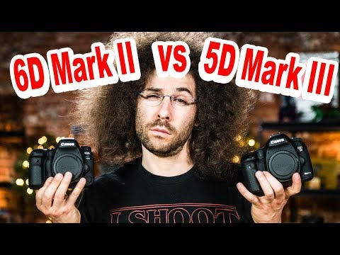 Canon 6D Mark II VS Canon 5D Mark III Which To Buy?