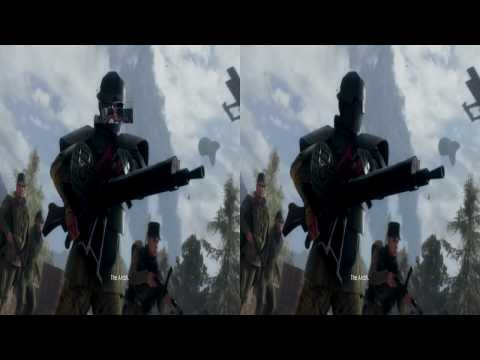 Battlefield 1 : 3D Full screen PlayStation VR on PC + Head Tracking : Ola VRittoria