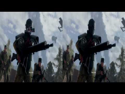 Battlefield 1 : 3D Full screen PlayStation VR on PC + Head Tracking : Ola VRittoria