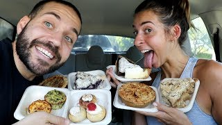 TRYING THE BEST PIE IN LOS ANGELES with GABBIE HANNA!!