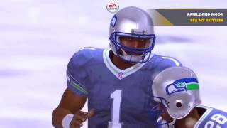 GHOSTS OF MADDEN 17 Legends Classic Dolphins At Seahawks