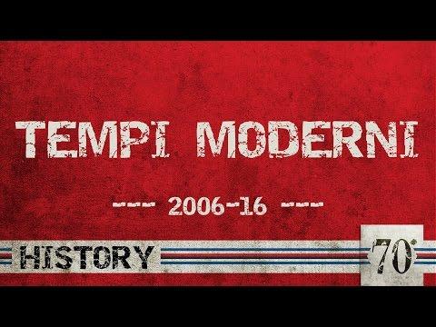 #70diNoi, History: Tempi moderni