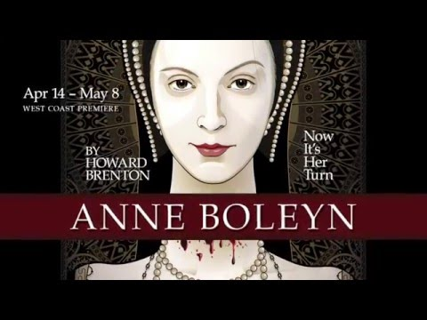 "Marin Theatre Company's ""Anne Boleyn"" rehearsal at Grace Cathedral clips"