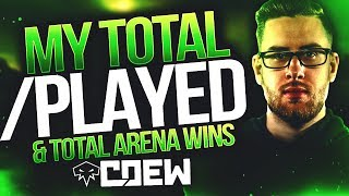My total played arena wins in world of warcraft cdew youtube my total played arena wins in world of warcraft cdew youtube publicscrutiny Choice Image