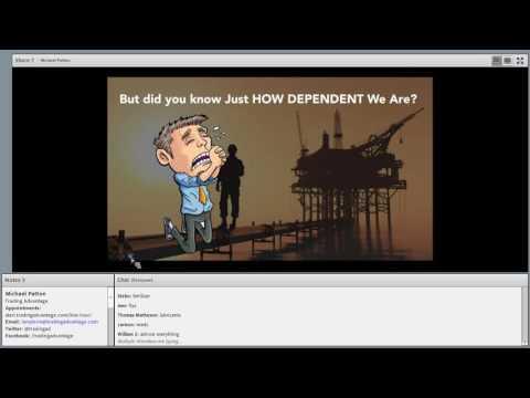 eSignal Partner Webinar - Oil, Fracking Your Portfolio