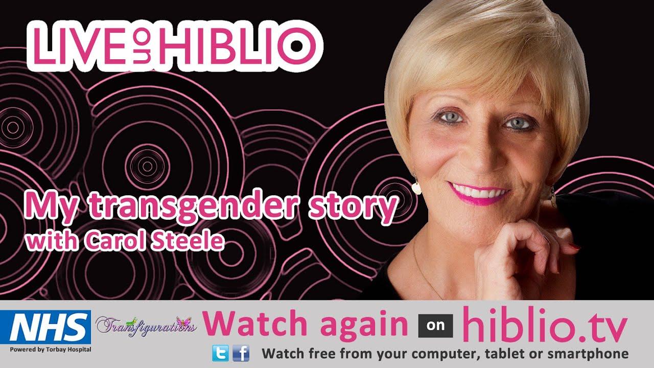 Hiblio TV - My Transgender Story with Carol Steele