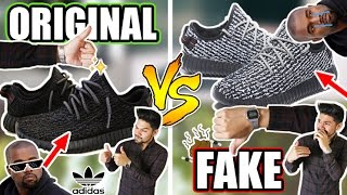 ORIGINAL Vs FAKE | ADIDAS YEEZY BOOST 350 - KANYE WEST