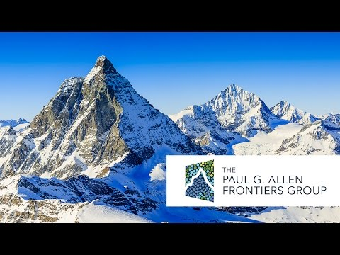 Introducing The Paul G. Allen Frontiers Group