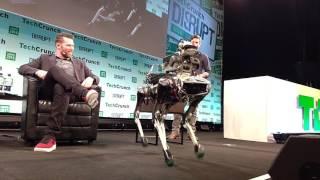 """робот """"boston dynamics"""" озвучка (много мата)"""