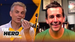Albert Breer on Belichick's plan for 2020 season, talks Aaron Rodgers-Love dilemma | NFL | THE HERD