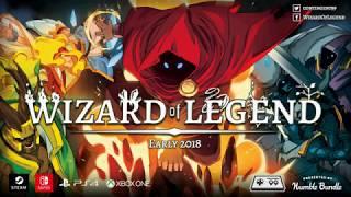 Wizard of Legend - Bejelentés Trailer