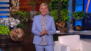 Ellen Shares Her Favorite Spring Cleaning Hacks