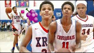 Shaqir O'Neal Brings The JELLY Out! O'Neal Family Highlights From Crossroads Extravaganza