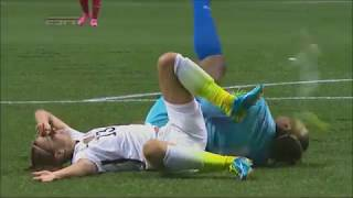 Alex Morgan Injuries