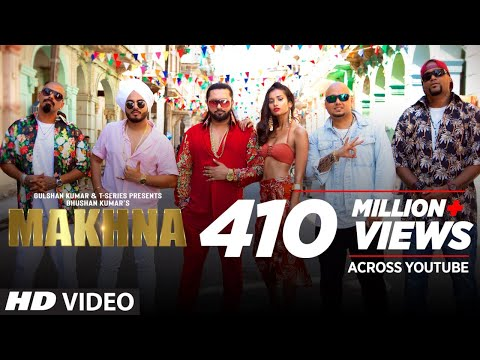 Yo Yo Honey Singh: MAKHNA Video Song - Neha Kakkar, Singhsta, TDO - Bhushan Kumar