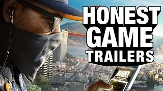 WATCH DOGS 2 (Honest Game Trailers)