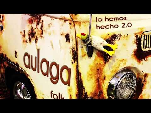 AULAGA FOLK - AULAGA FOLK - GIRA 2021 - Venti añus nu son na