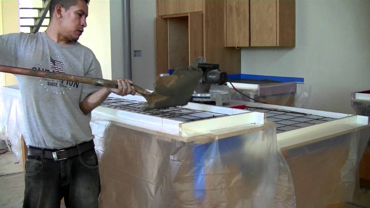Quot Shades Of Gray Quot How To Make A Countertop Out Of