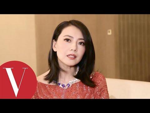 曲家瑞專訪高圓圓  | 人物特寫 | Vogue Taiwan