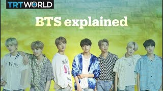 How K-pop band BTS conquered the world