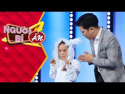 Cô bé biểu diễn xiếc uốn dẻo đáng yêu khiến Puka, Trường Giang muốn bắt về nuôi | Người Bí Ẩn 2019