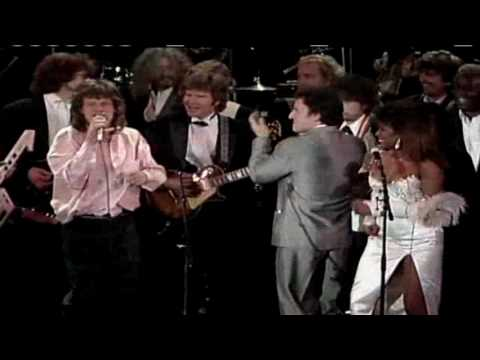 """(I Can't Get No) Satisfaction"" All-star Jam at the 1989 Inductions"