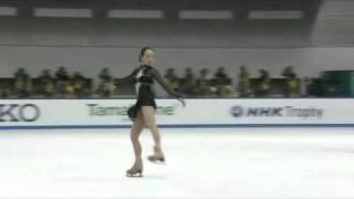 Mao Asada 2010 NHK Trophy SP