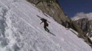 Ascensión en esquí de montaña